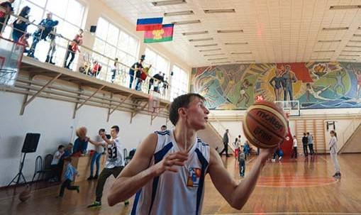 В Славянске-на-Кубани определились финалисты Кубка губернатора Кубани по уличному баскетболу