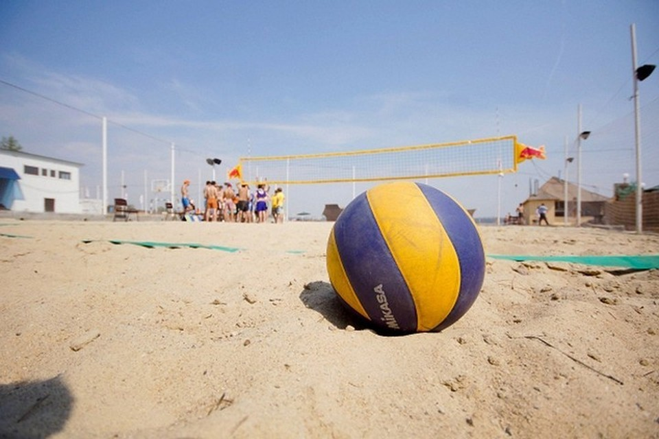 Пляжные волейболисты из Славянского района победили на первенстве Краснодарского края