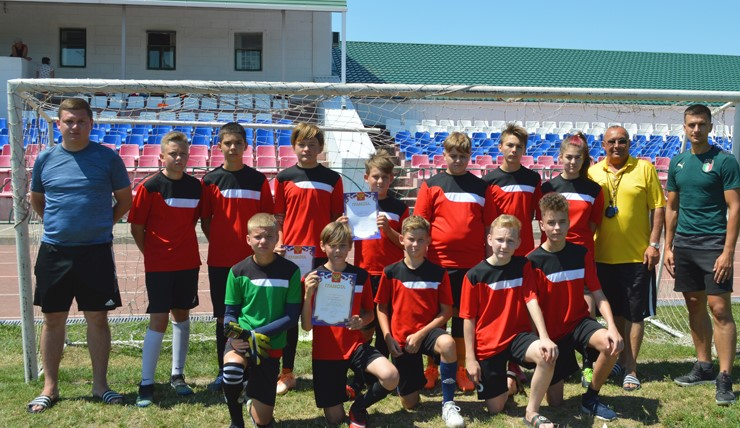 В Крыловском районе определили участников зонального этапа Кубка губернатора Кубани по футболу