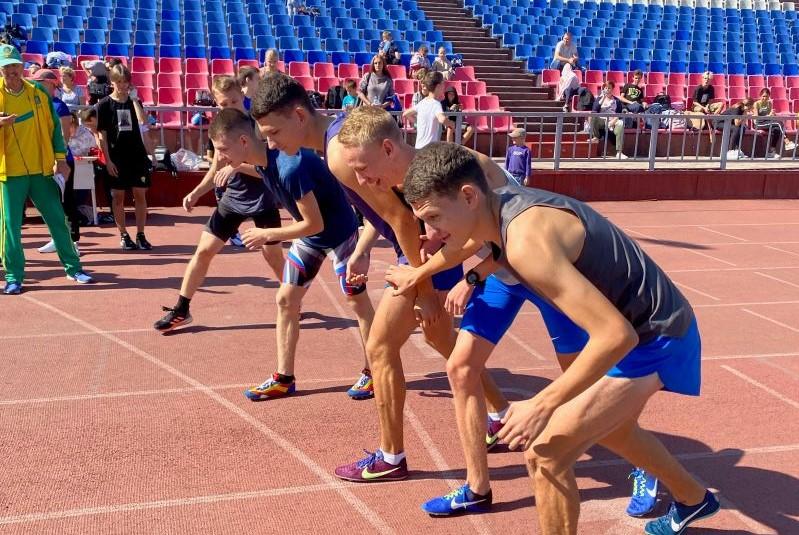 Свыше 90 юных легкоатлетов приняли участие в открытом турнире в Ейске