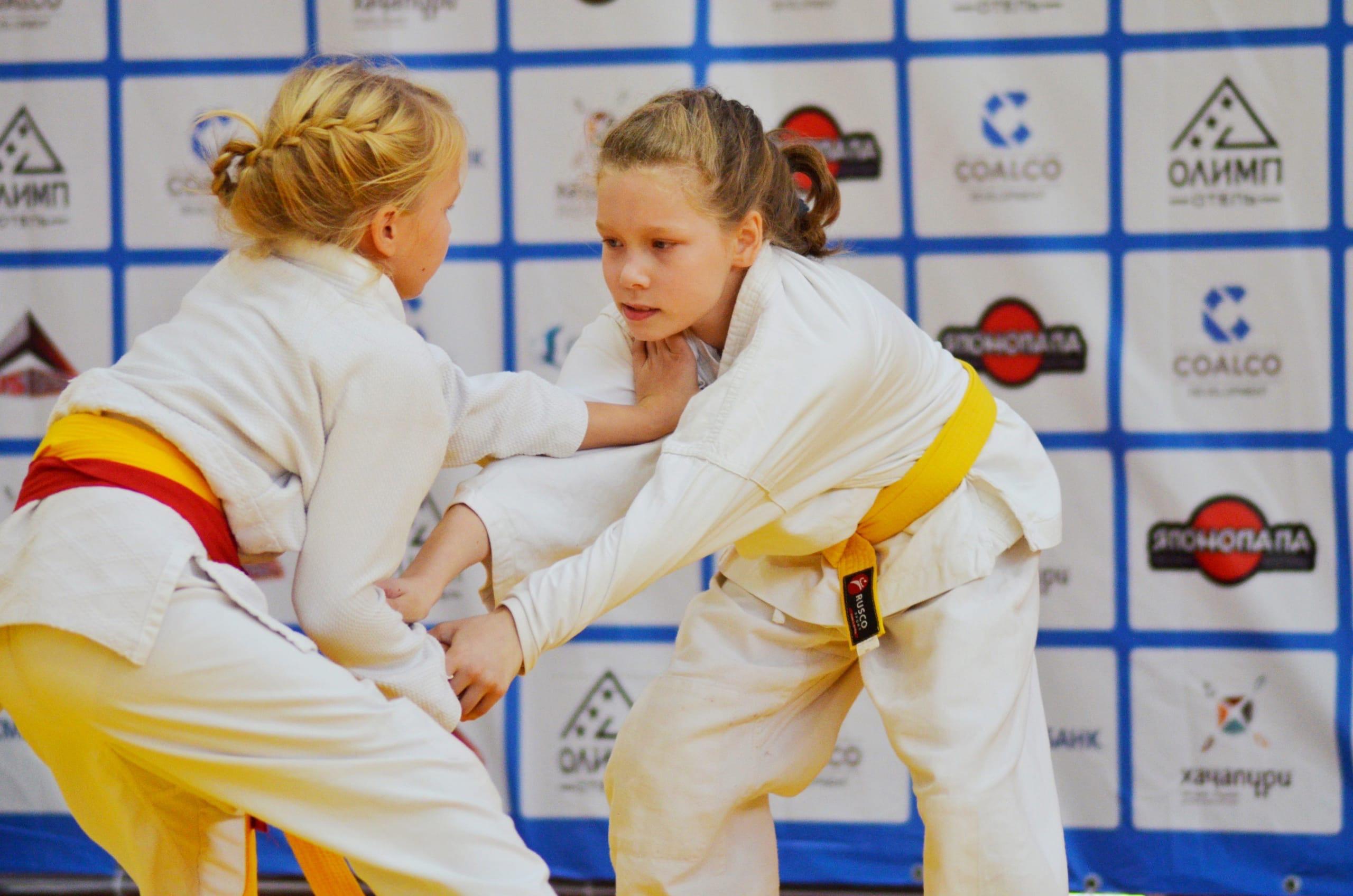 В Новороссийске завершился краевой турнир по дзюдо